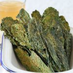 Хрустящие чипсы из капусты кейл